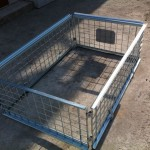 Containere metalice grilaj